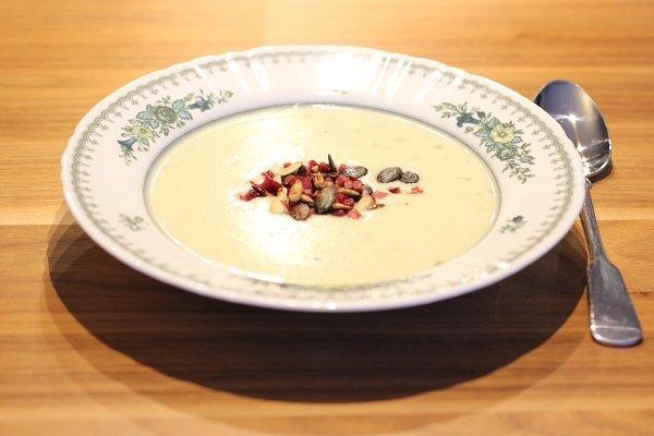 Rezept Suppe aus Pastinaken
