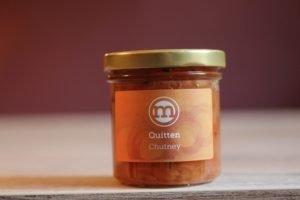 Chutney aus Quitten