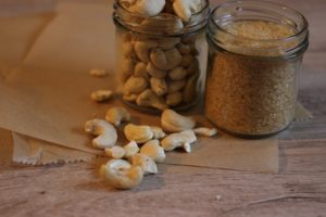 Cashew Toffee Nester