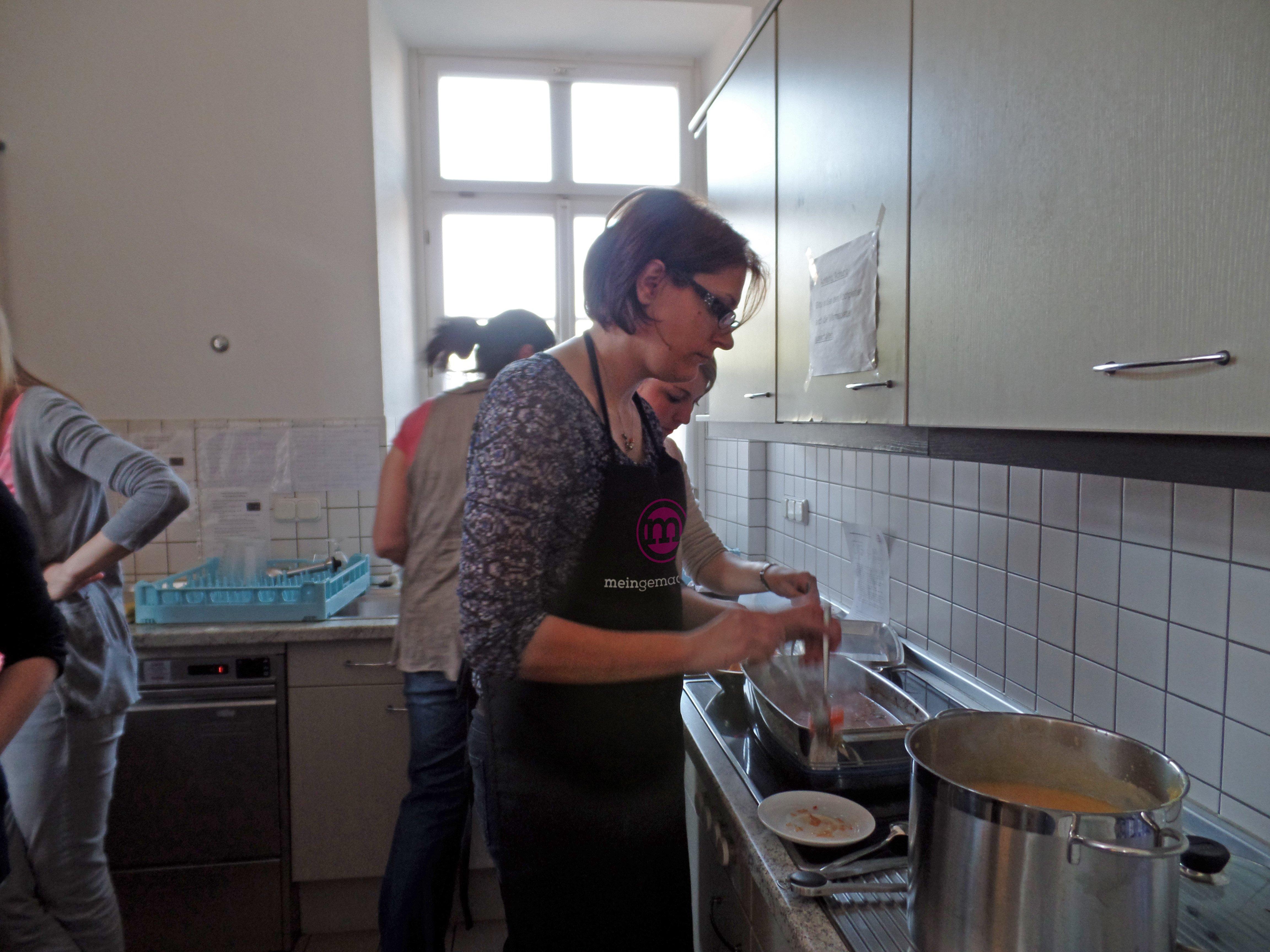 mit Christiane Zimmermann