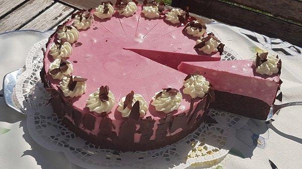 Rezept Joghurt Torte