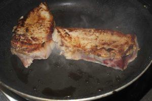 Schweinkotelett
