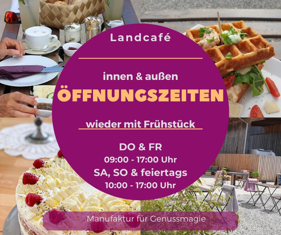 Café Öffnunsgzeiten